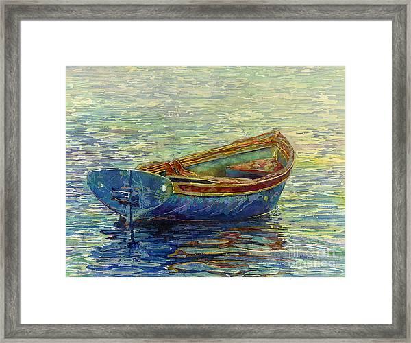 Coastal Lullaby Framed Print