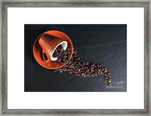 Coffee #2 Framed Print