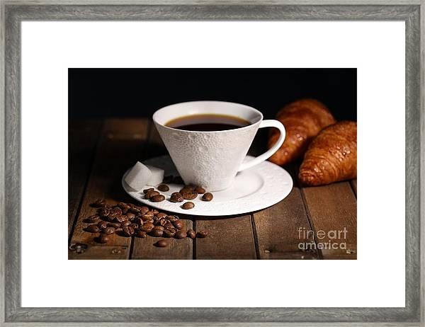 Coffee #4 Framed Print