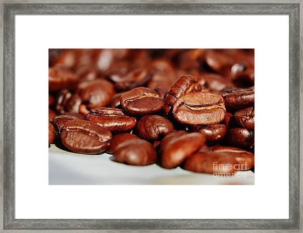 Coffee #6  Framed Print