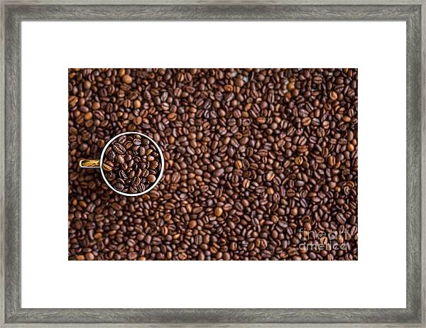 Coffee #7  Framed Print
