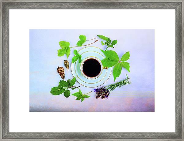 Coffee Delight Framed Print