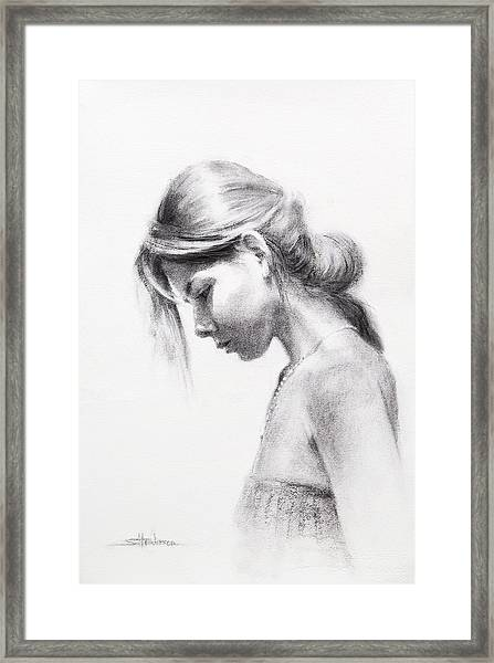 Colombiana Framed Print