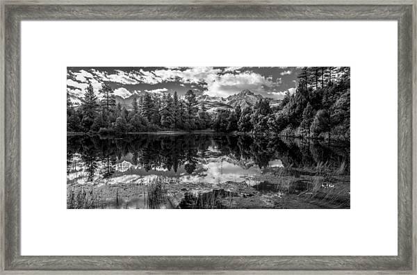 Colorado Calm Framed Print