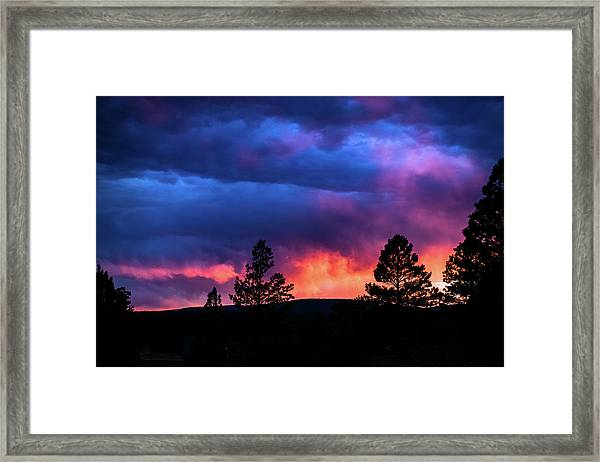 Framed Print featuring the photograph Colors Of The Spirit by Jason Coward