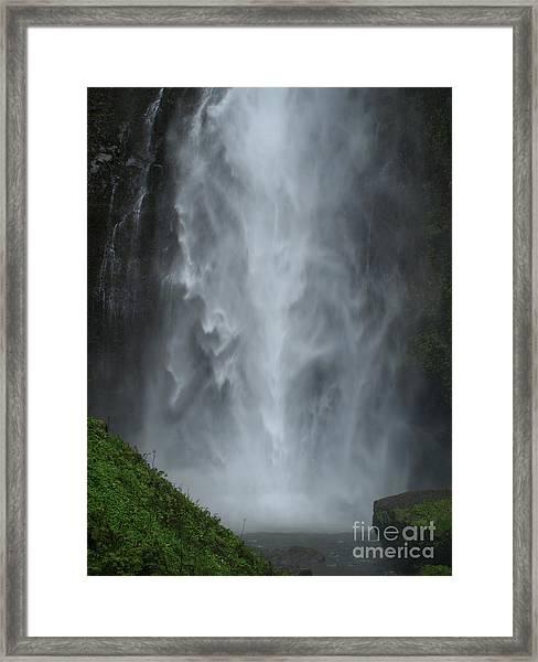 Columbiagorge01 Framed Print