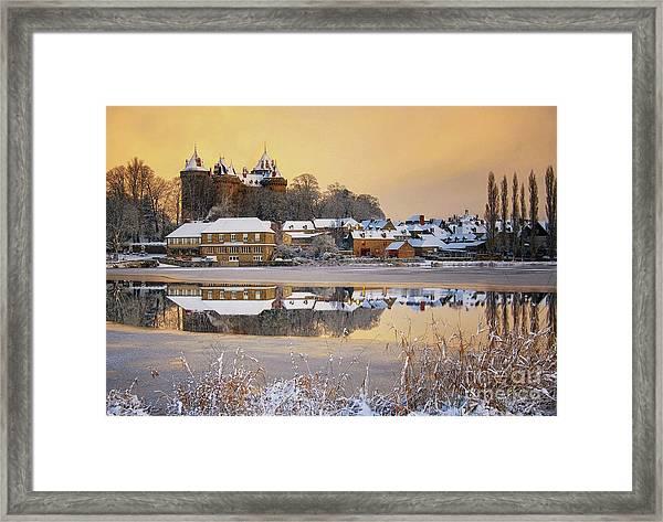 Combourg Castle  Framed Print