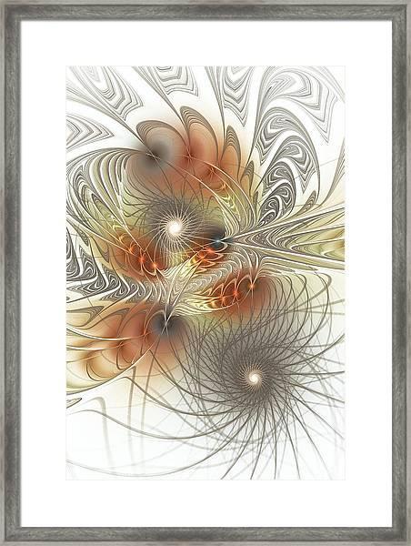 Connection Game Framed Print