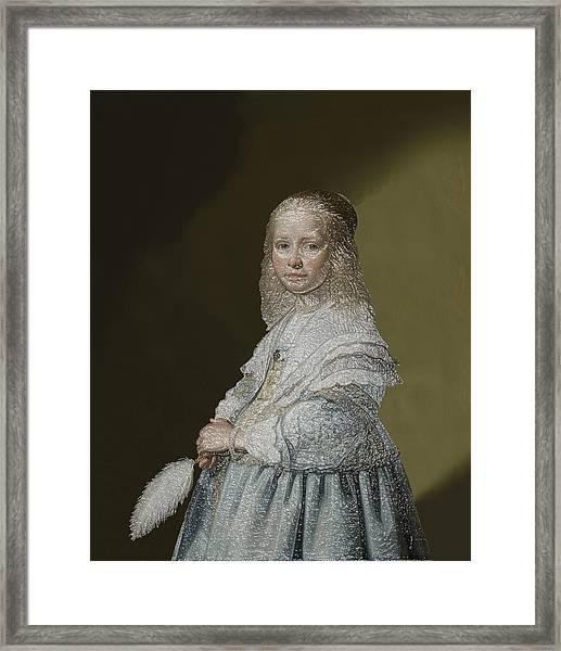Contemporary 7 Verspronck Framed Print
