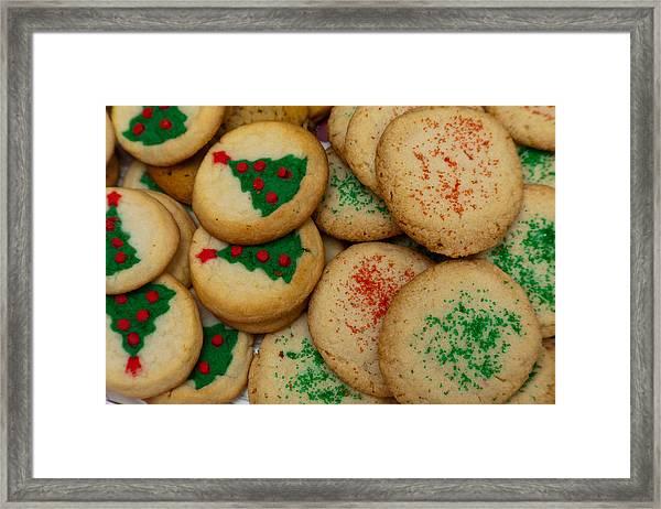 Cookies 103 Framed Print
