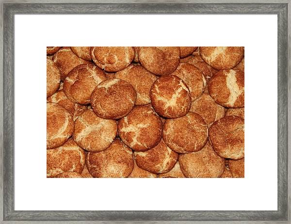 Cookies 170 Framed Print