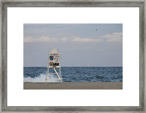 Cools Sands Framed Print