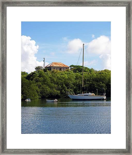 Coral Bay 1 Framed Print