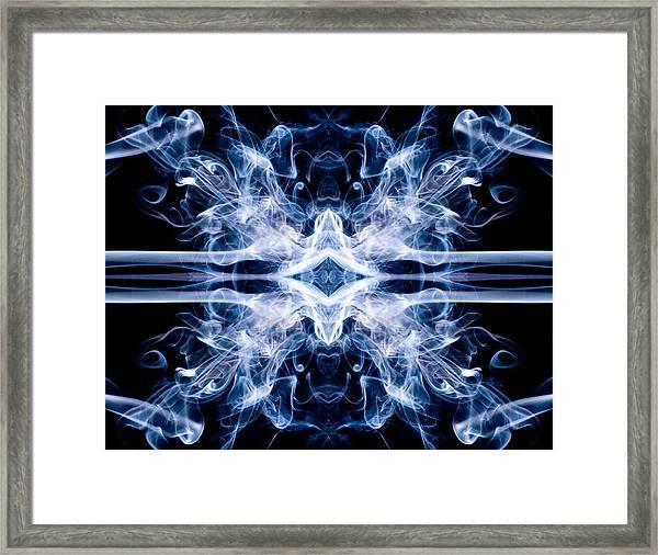 Cosmic X Framed Print