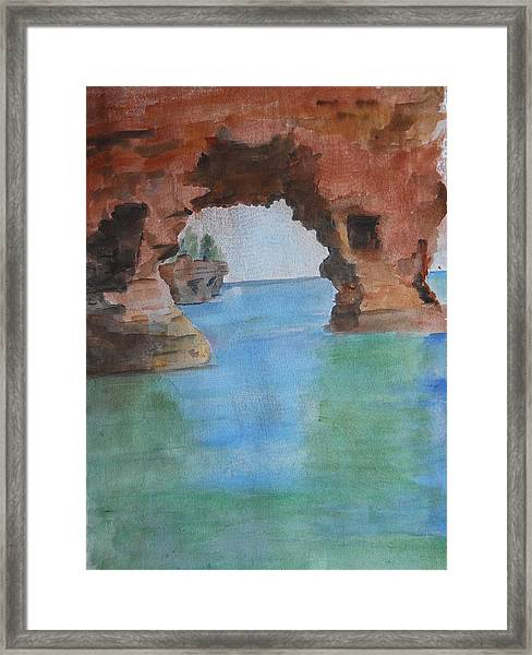 Could Be The Dells Framed Print