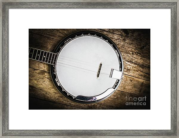 Country And Western Songs Framed Print