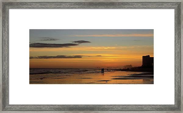 Couple Framed Print