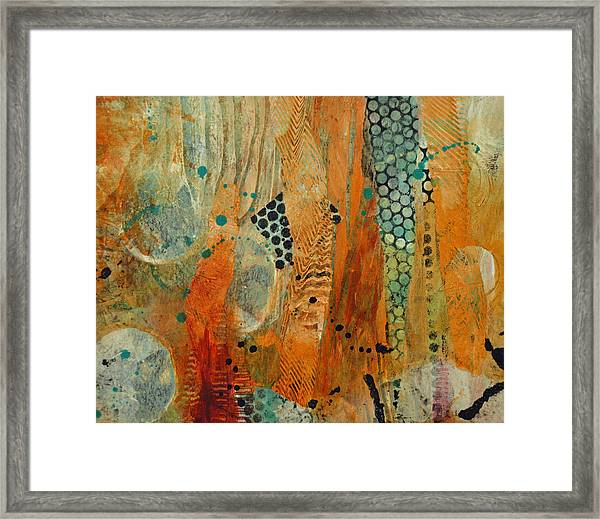 Courtship 1 Framed Print