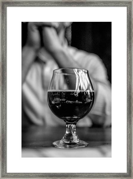 Craft Brew Framed Print