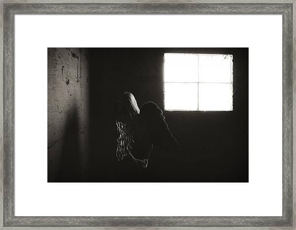 Cruelty Framed Print