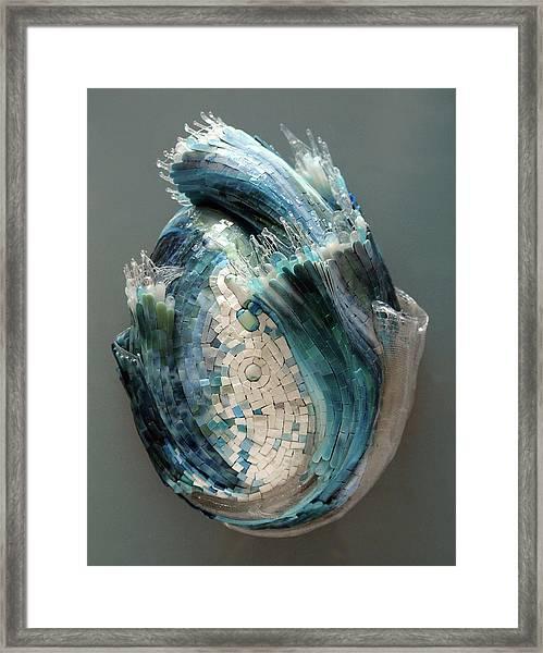 Crysalis II Framed Print