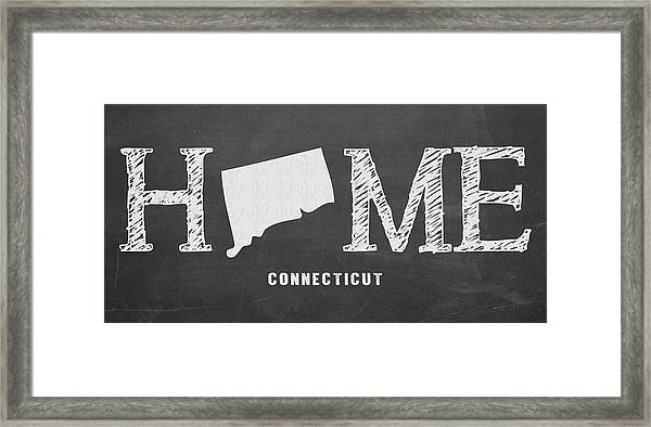 Ct Home Framed Print