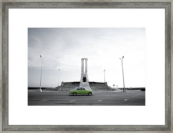 Cuba #1 Framed Print