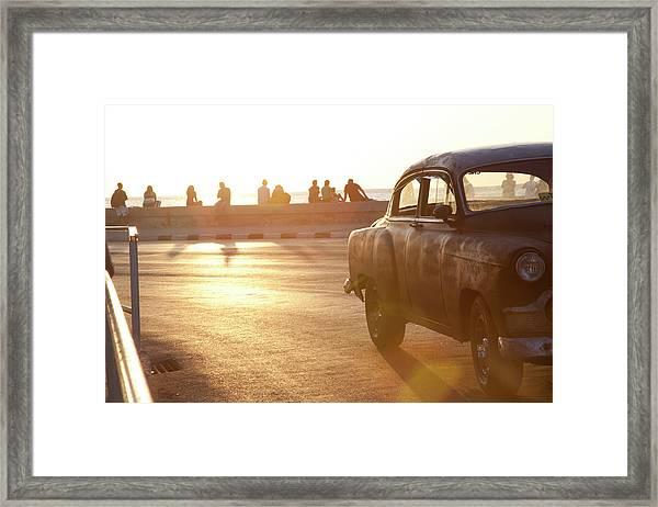 Cuba #4 Framed Print