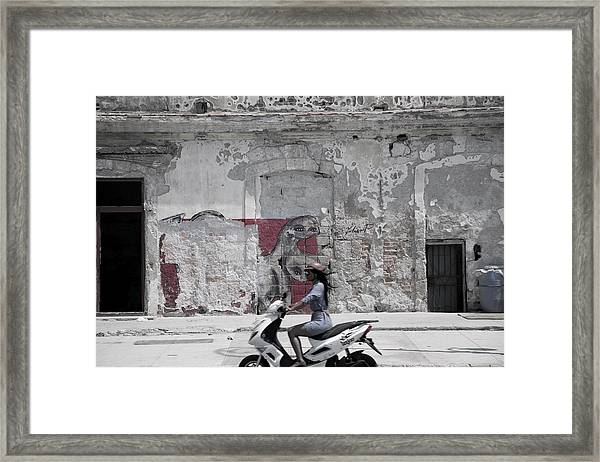 Cuba #5 Framed Print