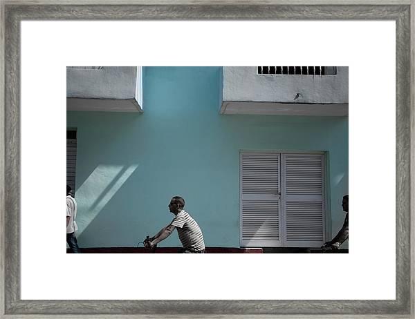 Cuba #6 Framed Print