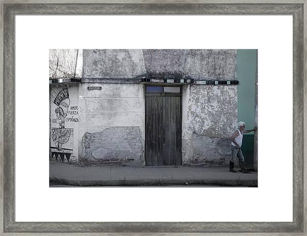 Cuban Life #2 Framed Print
