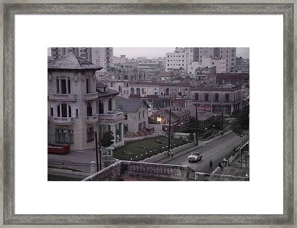 Cuban Life Framed Print