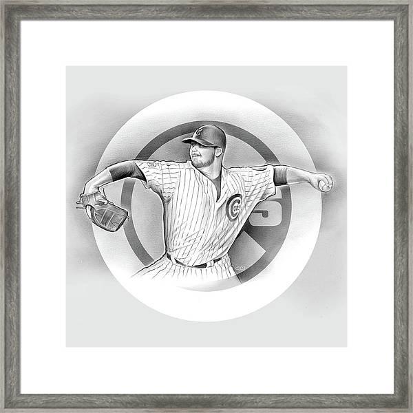 Cubs 2016 Framed Print