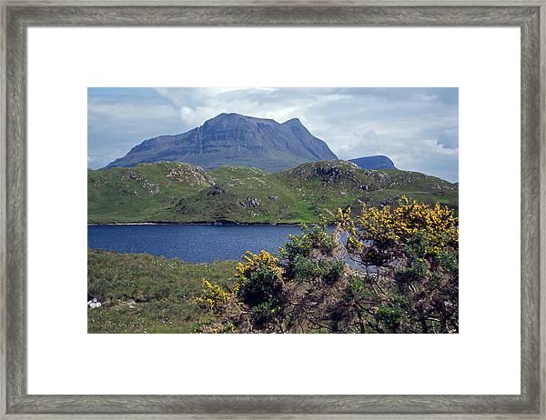 Cul Mor Framed Print by Steve Watson