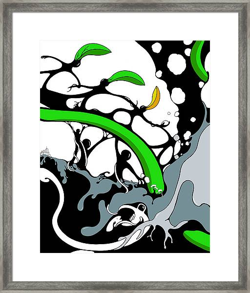 Cultivate Framed Print