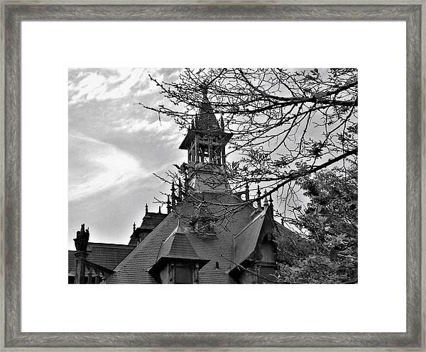 Customs House Museum Framed Print