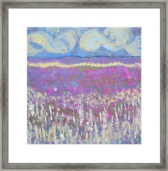 Daffodil Days Framed Print