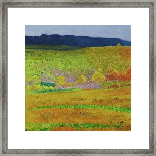 Dakota Dream Framed Print
