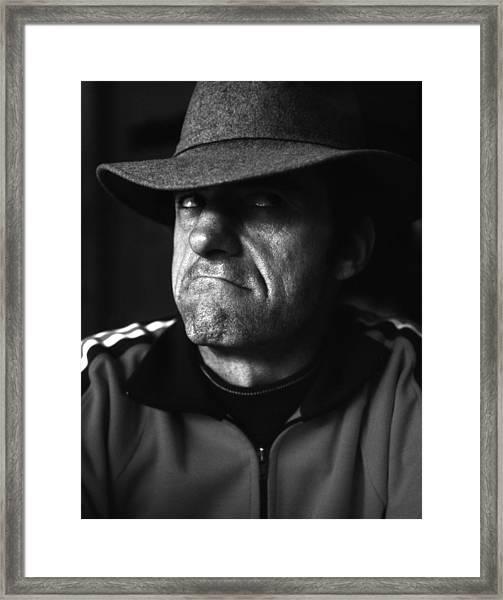Dana Framed Print