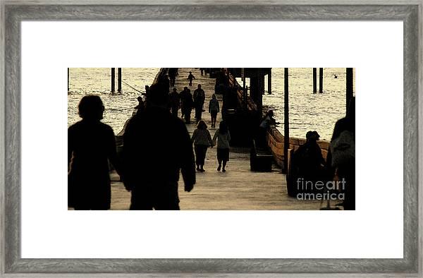 Dance Of Life - 2 Framed Print