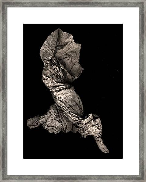 Dance Of Radiant Joy Framed Print
