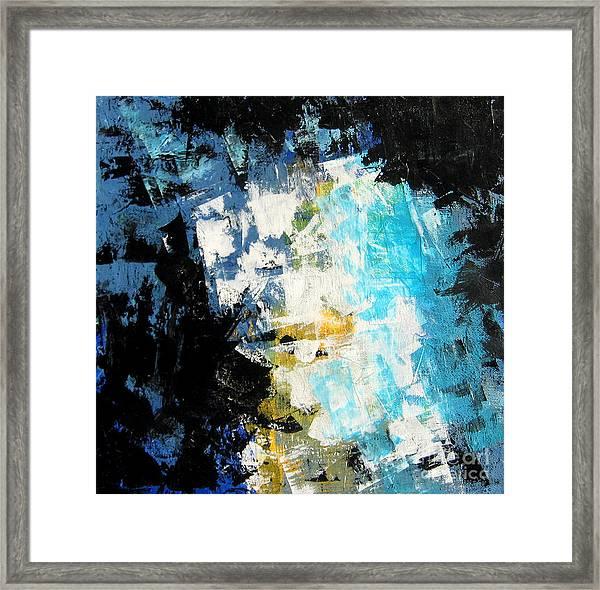 Dance Of The Light Framed Print