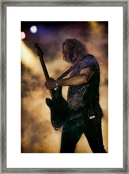 Danny Chauncey Vi Framed Print