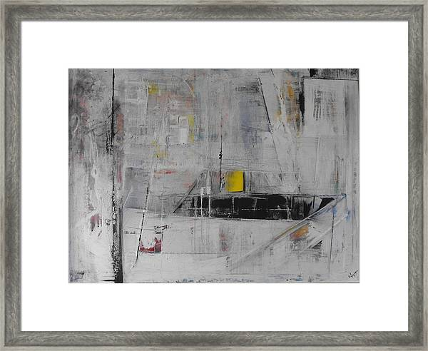 Dawn Of A New Civilization Framed Print by Ralph Levesque