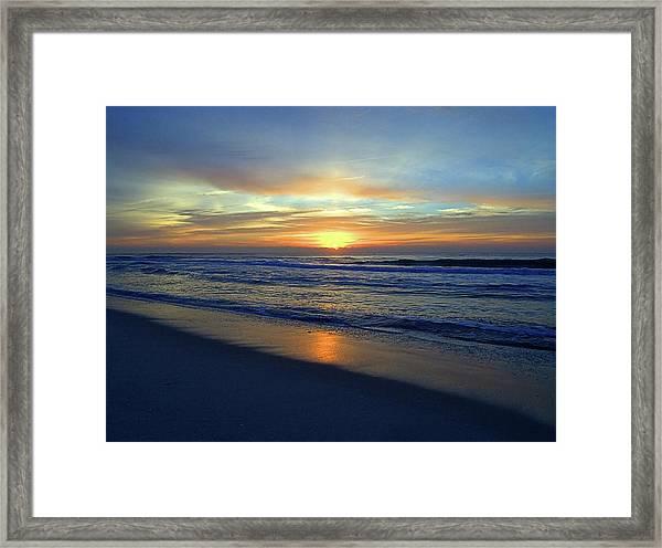 Dawning I I Framed Print