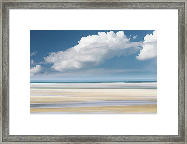 Day Without Rain Framed Print