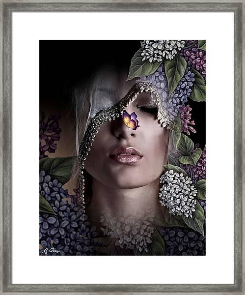 Daydreams 2 Framed Print