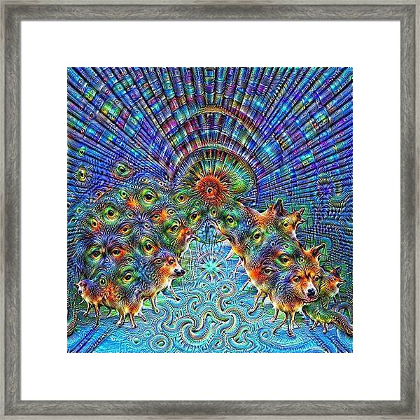 Deepest Dreams Framed Print
