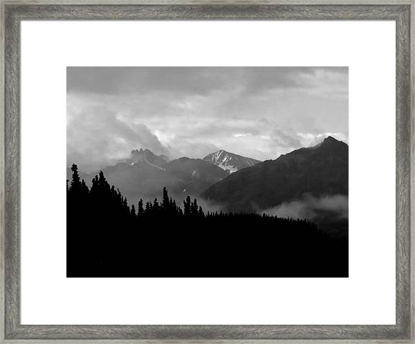 Denali National Park 1  Framed Print