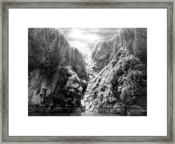 Denali National Park 2 Framed Print